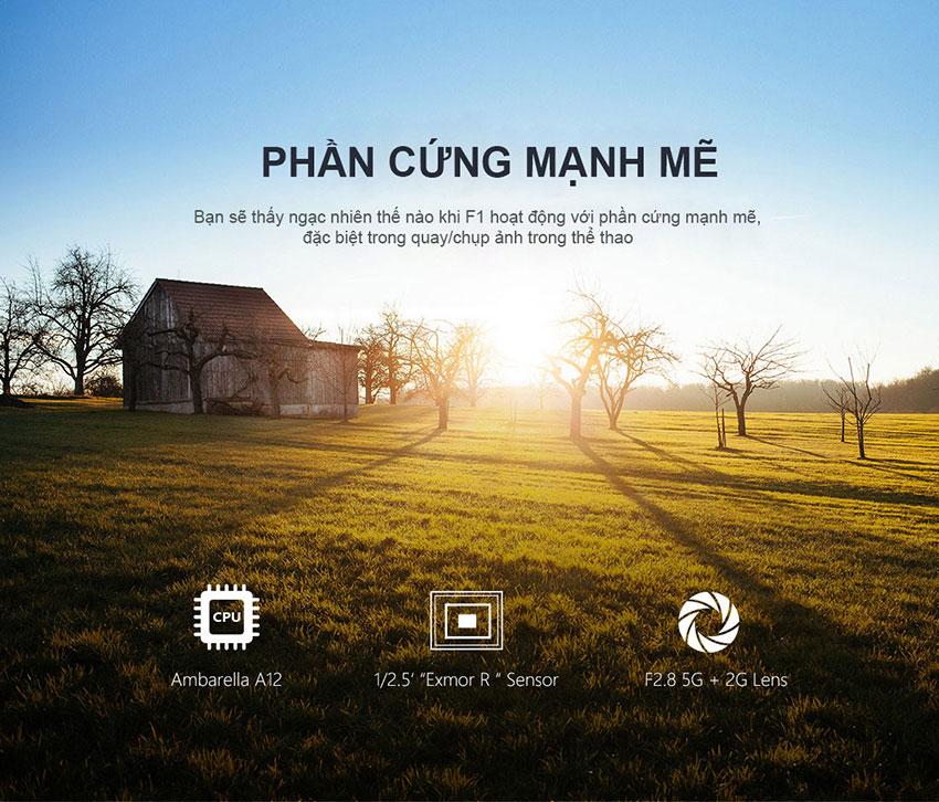 Camera Hành Trình Gitup F1 - Hàng Chính Hãng