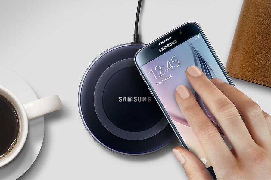 Đế Sạc Không Dây Samsung Galaxy - Sạc Nằm