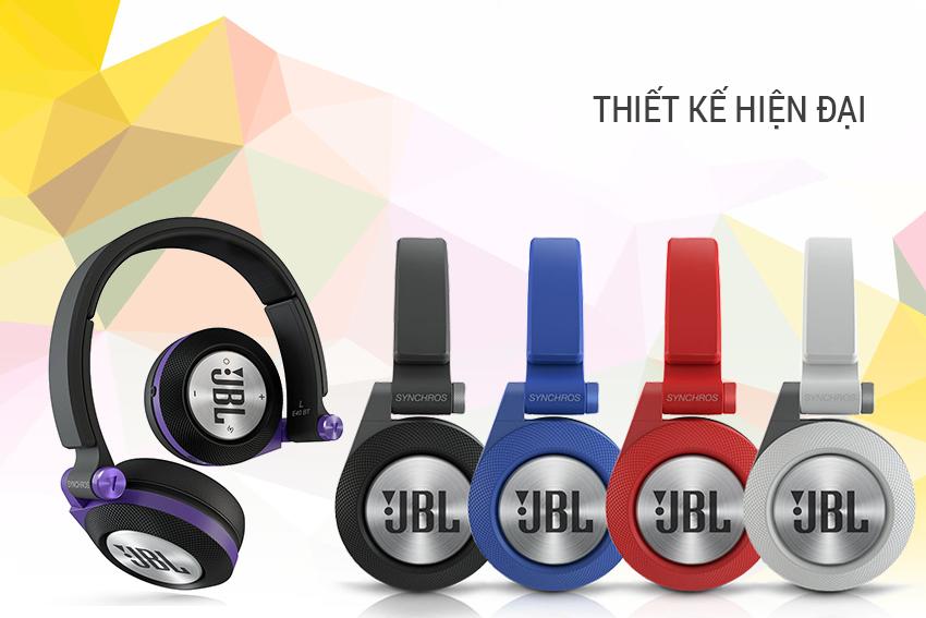 Tai Nghe Bluetooth JBL Synchros E40 BT - Có Mic 1