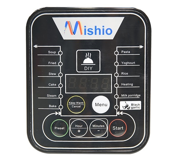 Máy Làm Tỏi Đen Chuyên Dụng Mishio